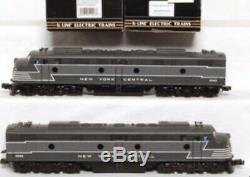 K-line Avec Lionel Tmcc New York Central E-8 Aa Moteur Diesel Set! Chars E8