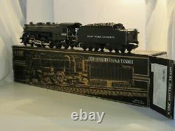 K-line K3270-5335 New York Central O Gauge Hudson Steam Locomotive And Tender
