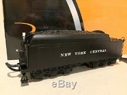 K-line K3270-5344w New York Central J1e Hudson Locomotive À Vapeur Et D'appel D'offres Nib