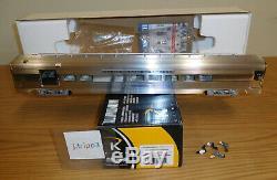 K-line K4670-40002 De New York Aluminium Central 21 Passagers Bagages Voiture Chars