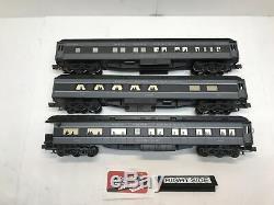 K-line K-2598 New York Central Pacemaker Poids Lourd Ensemble Passagers (7-cars)