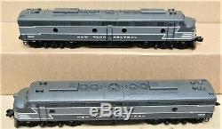 K-line K-28701s Nyc / New York Central E-8 Aa Moteur Diesel Set O-gauge Withtmcc / Rs