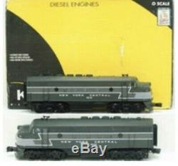K-line Tmcc New York Central F-3 Aa Diesel Engine Set Nyc