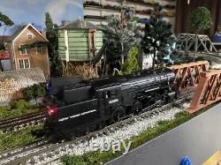 K-line (k3470-1295) Nyc 4-6-6t Locomotive À Vapeur Avectmcc & Cruise
