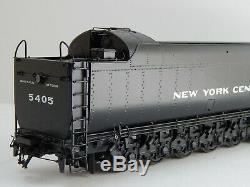 Kohs & Company O-scale 2-rail 4-6-4 New York Central Nyc J3a Hudson Awsome