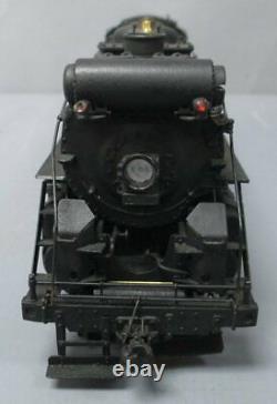 Ktm O 2-rail Brass New York Central L-2a 4-8-2 Locomotive Steam & Tender Ex/box