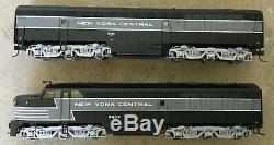 La Vie Comme Proto 1000 Erie Construit A & B Fixé New York Central Nyc