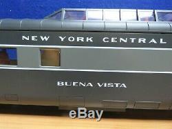Lgb 33580 Nyc À New York Dome Streamline Central Passenger Car Avec Les Lumières 592094