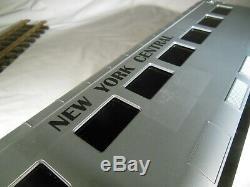 Lgb New York Central Streamline Set G Échelle