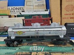 Lionel 13150 Super-o Postwar Nyc 773 Hudson Set Avec Box Set Tres Rare