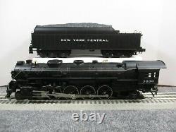 Lionel #18009 New York Central 4-8-2 Mohawk L-3 Classe Loco Et Appel D'offres