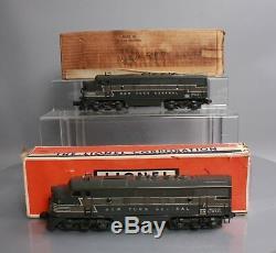 Lionel 2344 New York Central F-3 Aa Locomotive Diesel Set / Box