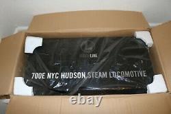 Lionel 6-11209 Lionel Vision Legacy 700e Nyc Hudson Black O Scale C-9