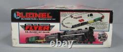 Lionel 6-11735 New York Central Flyer O Gauge Steam Freight Train Set/box