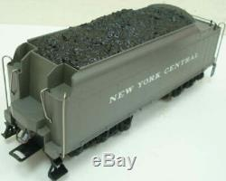 Lionel 6-18002 New York Central Hudson 4-6-4 Locomotive À Vapeur Et D'appel D'offres Ln / Box
