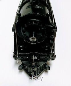 Lionel 6-18005 New York Central 4-6-4 700e Hudson Locomotive À Vapeur Et D'appel D'offres Ln