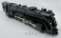 Lionel 6-18009 New York L-3 4-8-2 Central Mohawk Locomotive À Vapeur Et D'appel D'offres Ex