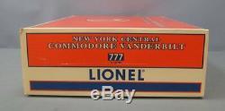Lionel 6-18045 New York Central Commodore Vanderbilt Locomotive À Vapeur Et D'appel D'offres