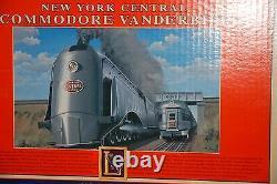 Lionel #6-18045 Ny Central Commodore Vanderbilt #777 Locomotive À Vapeur Withtender