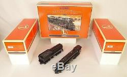 Lionel 6-18056 New York Central J1e Échelle Hudson Loco & Vanderbilt Tender-mib