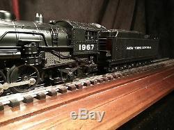 Lionel 6-18079 New York Central 2-8-2 Mikado Nyc Personnalisé Railsounds Doubleheading
