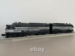 Lionel 6-18160 New York Central Ft Aa Command Diesel Locomotive Set