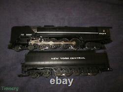 Lionel 6-28069 Century Club II New York Central Nyc 4-8-4 Niagara With Tender