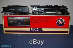 Lionel 6-28072 New York Central Tmcc 4-6-4 J-3a Hudson Locomotive À Vapeur