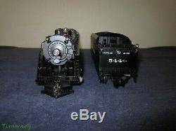 Lionel 6-28072 New York Central Tmcc 4-6-4 J-3a Hudson Vapeur Loco & Tender Mib