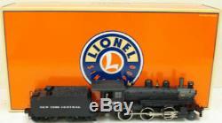 Lionel 6-38088 New York Central 2-6-0 Locomotive À Vapeur Et D'appel D'offres Ln / Box