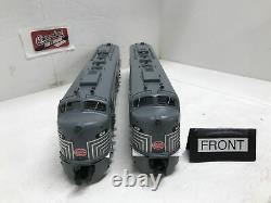 Lionel 6-84088 New York Central E-8 A-a Locomotive Diesel Set Withlegacy
