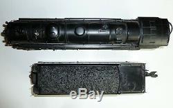 Lionel 700e 6-18005 New York Central Hudson 4-6-4 Locomotive Et Affichage De Cas O