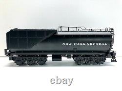 Lionel 763e New York Central J1-e Hudson Locomotive À Vapeur Et D'appel D'offres Tmcc 6-18056