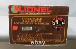 Lionel 8-85102 New York Central 4-4-2 Locomotive À Vapeur & Tender/box