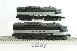 Lionel Chars De New York Nyc Central Ft Aa Diesel Engine Set 6-18160