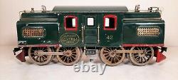 Lionel Dark Green 42, 0-4-4-0 Rs Oval New York Central Lines