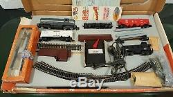 Lionel Ho Atlas New York Central # 5755 Coffret Withhelicopter Voiture