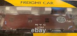 Lionel New York Central 4-8-2 Mohawk 6-18009 & K Line Nyc Fumer Hors Centre Cab