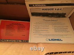 Lionel New York Central 6-18005-700e 4-6-4 Hudson # 5340 & Vitrine