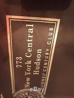 Lionel Nib Nib 6-18058 Century Club # 773 Ny Central Hudson Dans Sealed Box