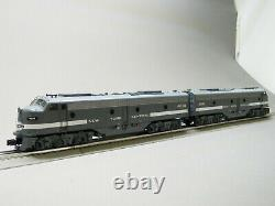 Lionel Nyc Legacy E8aa Diesel Locomotive Engine Set O Gauge Fret 2033360 Nouveau