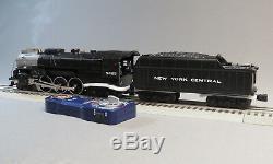 Lionel Nyc Lionchief Plus 4-6-4 Hudson Train À Vapeur Moteur O Calibre 6-84934 Nouveau