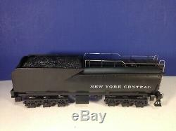 Lionel Nyc New York Central J1e 763e Hudson Vapeur Moteur Et Soumission 6-18056