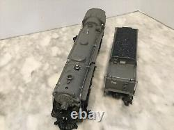 Lionel O Échelle 6-18002 Nyc # 785 Gray Hudson Engine / Tender 4-6-4-new
