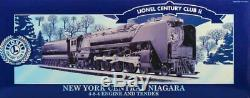 Lionel O Gauge De New York Central Glass Mohawk 4-8-2 Moteur Et Tendre # 6-18009u