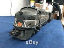 Lionel Postwar 2344 New York Central F3 Aa Set Diesel