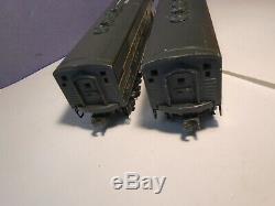 Lionel Postwar 2344 New York Central F3 Diesel Aa Unités