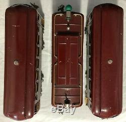 Lionel Pre-war New York Central # 8 Ligne Kit Moteur Original Boxed Incroyable