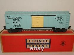 Lionel Pw 6464-510 Girls Train Nyc New York Central Boxcar Avec Boîte Originale