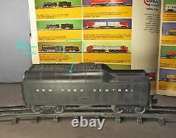 Lionel Rare 8 Wheeled New York Central Lettre #773w Tender Ex
